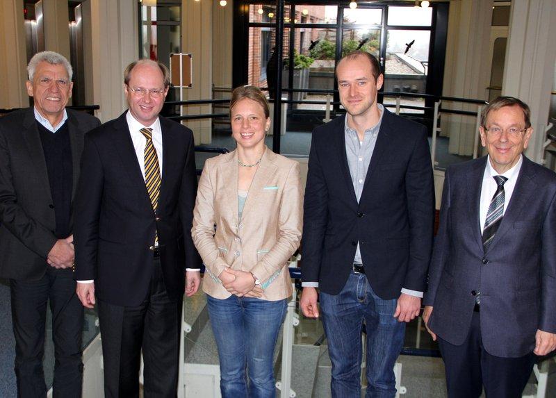 Kreis Warendorf stellt Bildungskoordinatoren für Neuzugewanderte ein