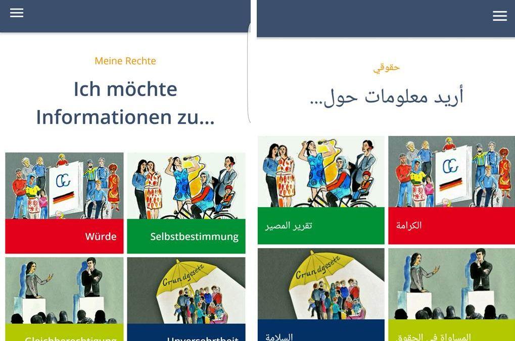 """Emanzipation: Ministerin Steffens: Bundesweit einzigartige App """"RefuShe"""" unterstützt Integration geflüchteter Frauen und bietet Hilfe bei Gewalt"""